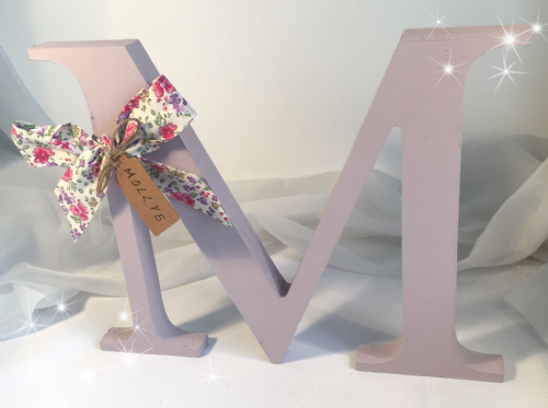 Freestanding initial letters